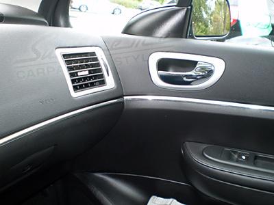 Peugeot 307 cc 3m garn chrom e int rieur barre de for Interieur 307 sw