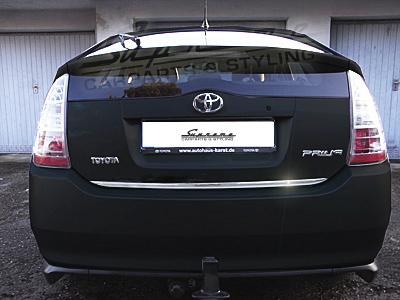 Toyota prius ii nhw20 3m chrom zierleiste chromleiste for Ebay motors toyota prius